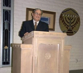 Rabbi David Rebibo